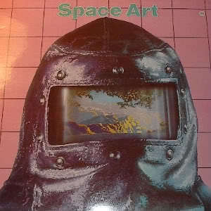 Space Art  LP used / VG