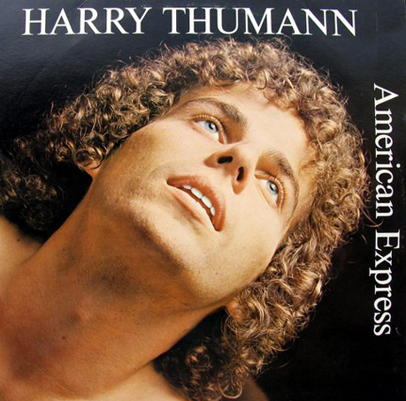 Harry Thumann Album LP used / VG