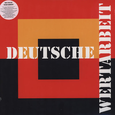 Deutsche Wertarbeit / same re-issue LP ___/500 ltd.
